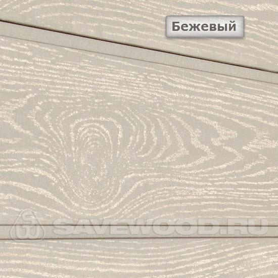 Фасадная доска SW Sorbus Бежевый