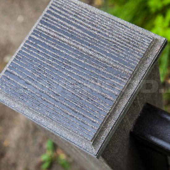 Крышка ДПК малая для ограждений SW Arbor и заборов SW Agger