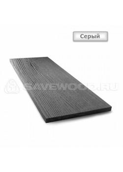 Планкен из ДПК SAVEWOOD Серый