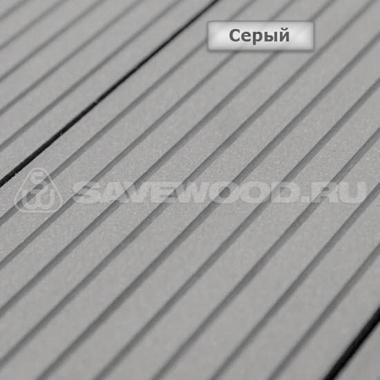 Террасная доска SW Carpinus Чёрный