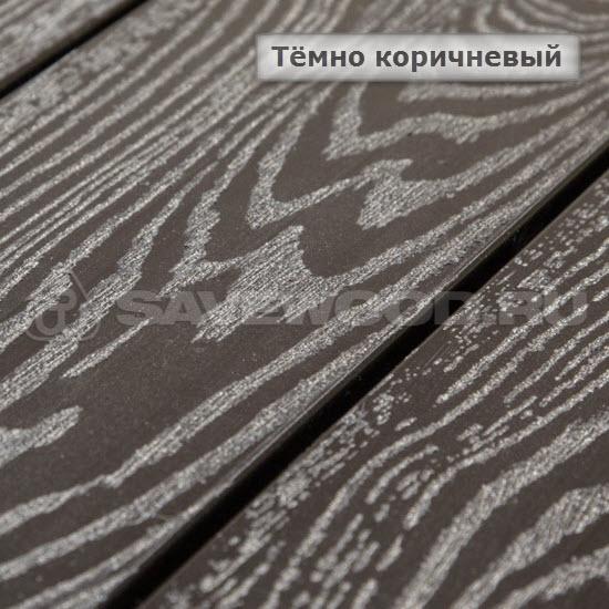 Террасная доска SW Ornus (T) Чёрный