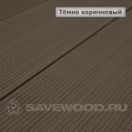 Террасная доска SW Salix Тик